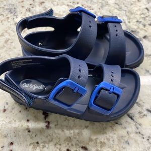 Cat and jack sandals size 9